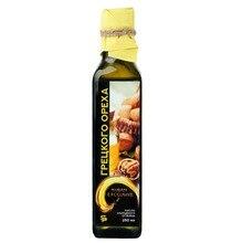 Масло грецкого ореха холодного отжима 250г