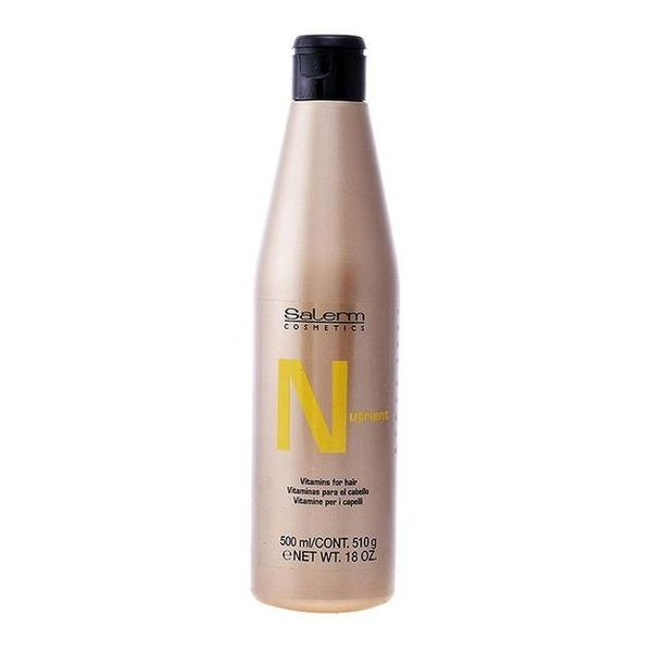 Nourishing Shampoo Nutrient Salerm (250 Ml)