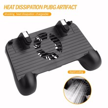 F1 PUBG Controller Game Gamepad Joystick Cooling Fan L1 R1 T
