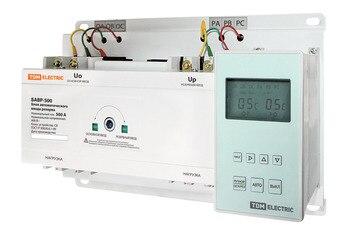 Automatic input unit reserve bavr 3 p 500/500 a TDM