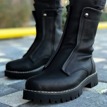 Chekich Boots for Men Boot Men's Winter Shoes Fashion Snow Boots Shoes Plus Size Sneakers Ankle Men Shoes Winter Boots Footwear Men Basic Boots Shoes Men 2020 Spring Fashion Winter Boots For Men Zapatos Hombre CH027 reetene new men boots winter with fur 2018 warm snow boots men winter boots work shoes men footwear fashion rubber ankle shoes
