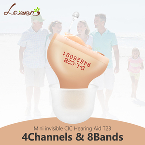 Image 3 - LAIWEN T أفضل مساعدات للسمع قنوات رقمية 4/6/8 غير مرئية مساعدات للسمع CIC أجهزة الاستماع السمع مساعدة دروبشيبينغ