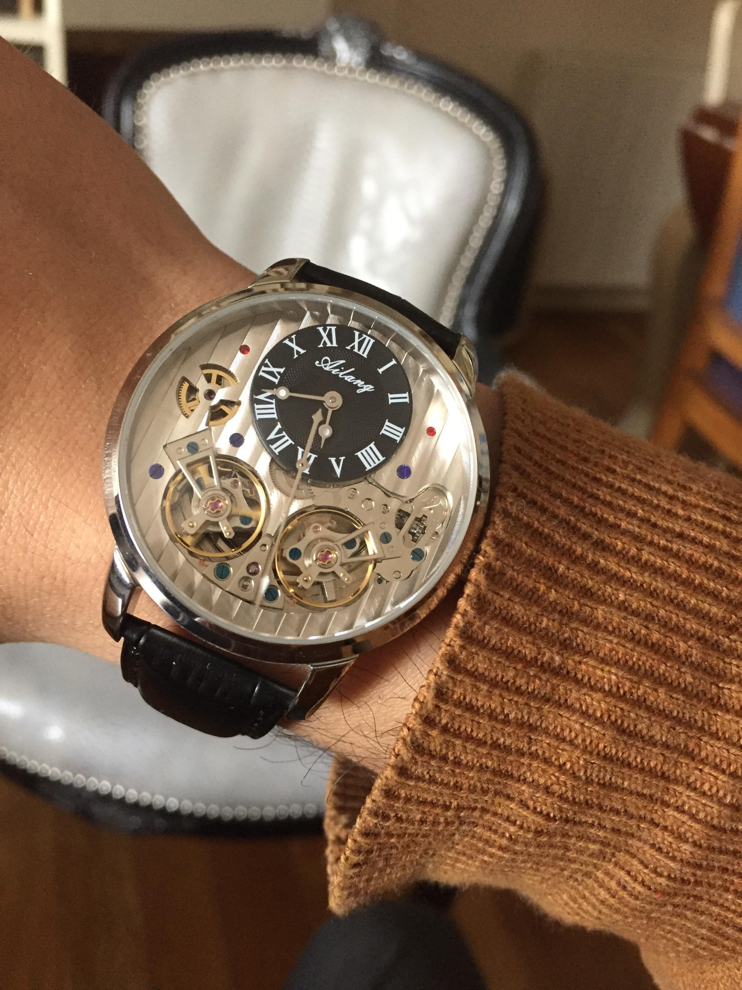 -- Superior Ailang Relógio