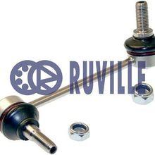 Тяга стабилизатора переднего правая мв W140 all 91-98 RUVILLE 91