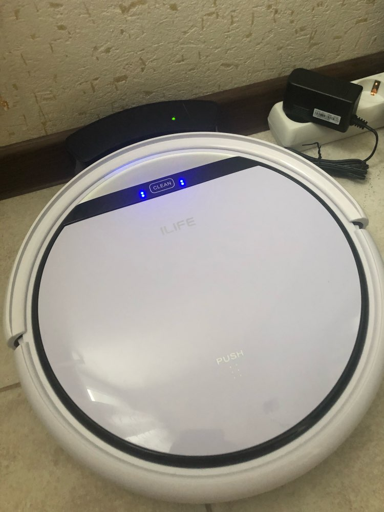 ILIFE V3s Pro Robot Vacuum Cleaner Home Household Professional Sweeping Machine for Pet hair Anti Collision Automatic Recharge|robot vacuum cleaner|sweeping machinevacuum cleaner - AliExpress