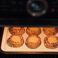 咖啡布丁面包碗的做法图解5