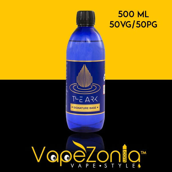 THE ARK SIGNATURE BASE 500 Ml VG 50/PG 50