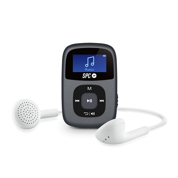 MP3 Player SPC Sparrow 8648N 8GB RADIO WAV WMA Black