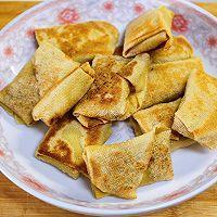 """#美食说出""""新年好""""#黄金豆皮卷的做法图解10"""