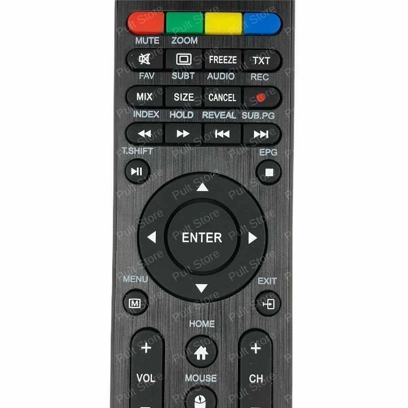 Пульт для телевизора DIGMA DM-LED24R301BT2S/DM-LED32R301BT2S/DM-LED39R301BT2S/DM-LED40F304BT2S/DM-LED43F302BT2S/DM-LED50F303BT2S