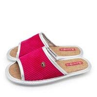 Women's indoor shoes SMILE OF MILADY 148 011 open