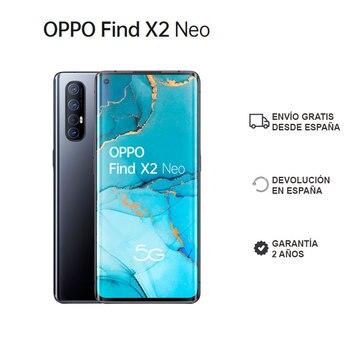 Перейти на Алиэкспресс и купить OPPO Find X2 Neo 12 Гб/256 ГБ экран смартфона 6,5 дюймCPU SDM765G ColorOS 7 (Android 10) 2 года гарантии