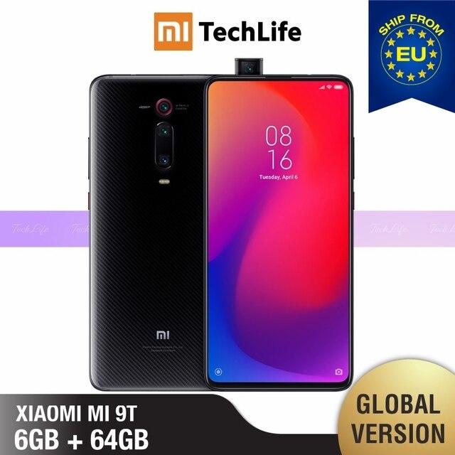 $  Global Version Xiaomi Mi 9T 64GB ROM 6GB RAM (Brand New / Sealed) mi 9t, mi9t, mi 9, mi9 Smartphone Mobile