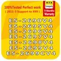 E5-2679 E5-2680 E5-2682, E5-2686 E5-2689/2695/2696/2697/2698/2699/V4, procesador Intel Xeon, ordenador, CPU, servidor, SSD, RAM