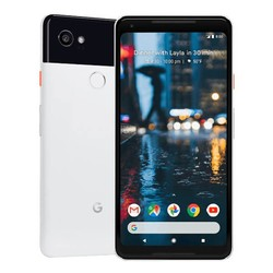 Google Pixel 2 XL белый/черный 128 ГБ G011C