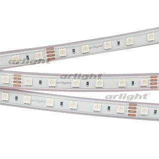 010366 tape RTW 2-5000 p 24 v RGB 2x (5060, 300 LED, Lux) arlight 5 m