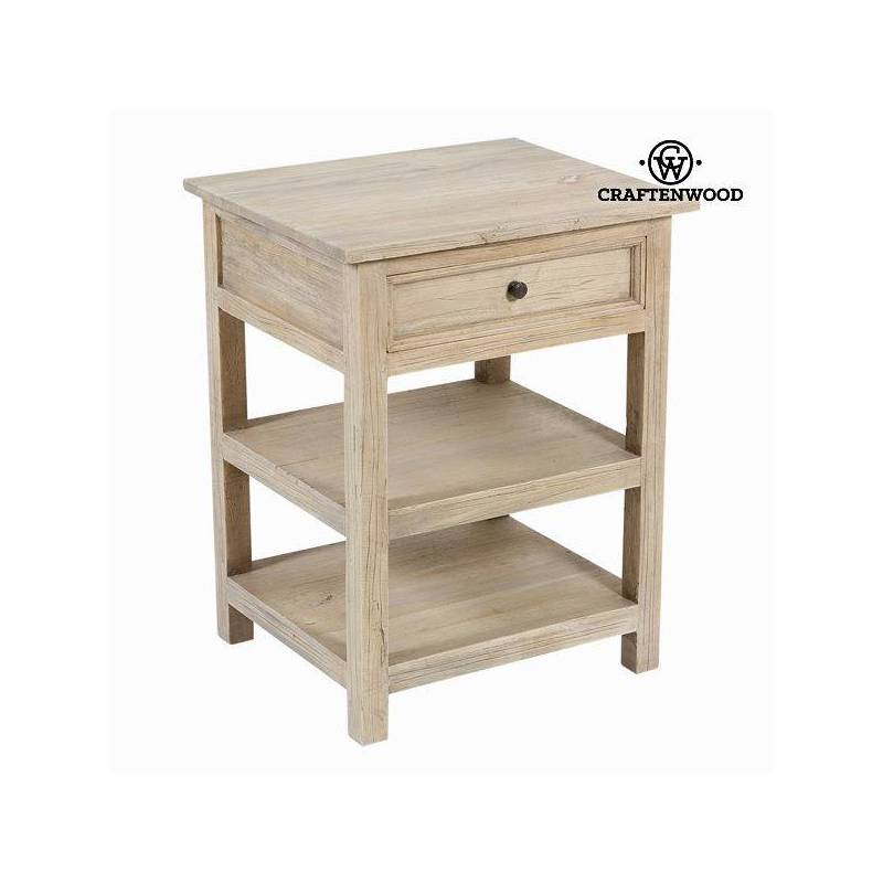 Side Table Wood Mindi (69x54x46 Cm)-The Collection Pure Life By Craftenwood