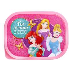 Pudełko na lunch księżniczki disneya 0 5 L