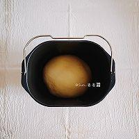 芝士肉松面包的做法图解3