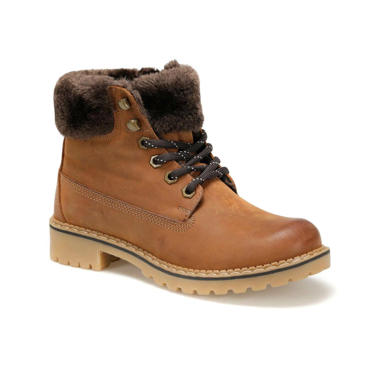 FLO EMILTON-KRK Tan Women 'S Boots KINETIX