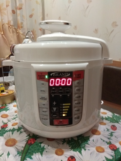 BRAND6051 Electric Pressure Cooker, 5L , Multivarka Cooking fast Rice cooker, Digital control, multicooker-in Electric Pressure Cookers from Home Appliances on AliExpress