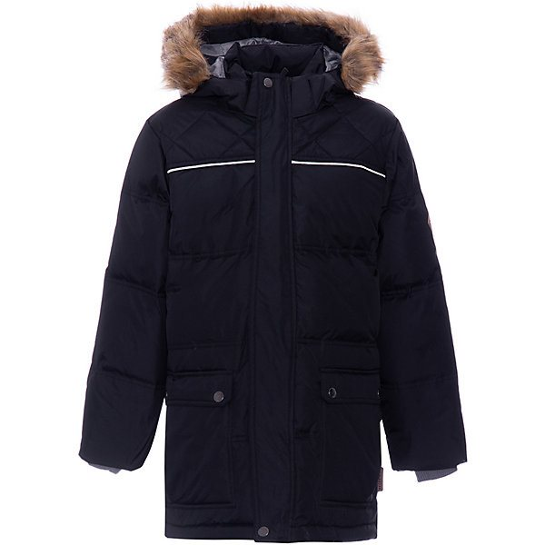 Down jacket Huppa Lucas