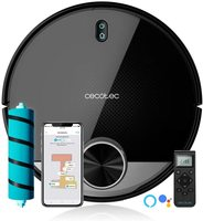 Cecotec Robot vacuum cleaner Conga 3790 Active 2300Pa App with Map pa Alexa & Google Assistant Brush pa ra pets people scrub
