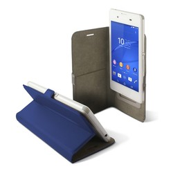 "Uniwersalny mobilny futerał książka Smartphone 5 5 ""KSIX Slide Blue na"