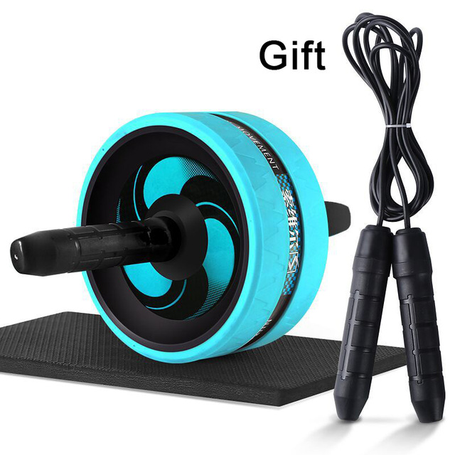 2 in 1 Ab Roller & Jump Rope  3