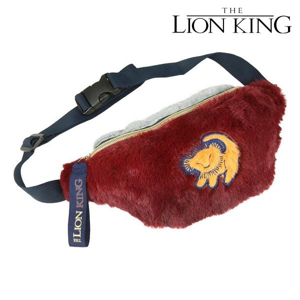 Belt Pouch The Lion King 72782 Burgundy