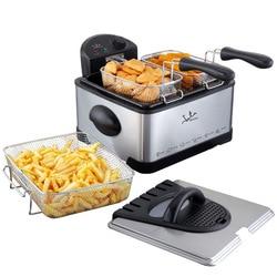Deep-fat Fryer JATA FR700 4 L Inox