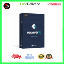 🔥Wondershare Recoverit 2021🔥|⚡Fast shipping⚡| ✅LifeTime✅