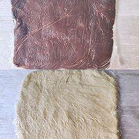 大理石纹理吐司的做法图解4