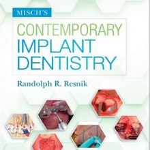 Mischs Contemporary Implant Dentistry by Randolph R
