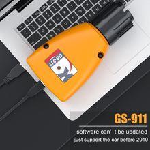 GS911 dla BMW motocykle awaryjne narzędzie diagnostyczne V1006.3 GS-911 motocykle ABS,ECU,RDC,DWA narzędzie diagnostyczne