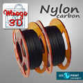 Nylon Carbon филамент для 3D-печати 1,75мм 0,45кг от U3Print
