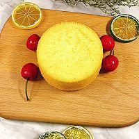 8寸全蛋海绵蛋糕,木糖醇版的做法图解16