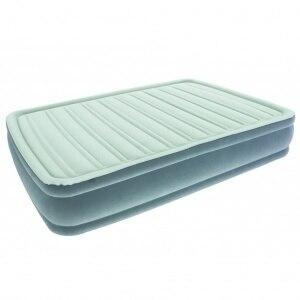 Bed Inflatable полутораместная флокированная 191 х97х43 Cm Bestway New Comfort, Item No. 67549
