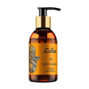 Huile de Massage Zeitun soleil huile de massage aromatique