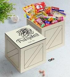 Personalized Psychiatrist In Wooden Box Nostalgic Lezzetler Gift Seti-2