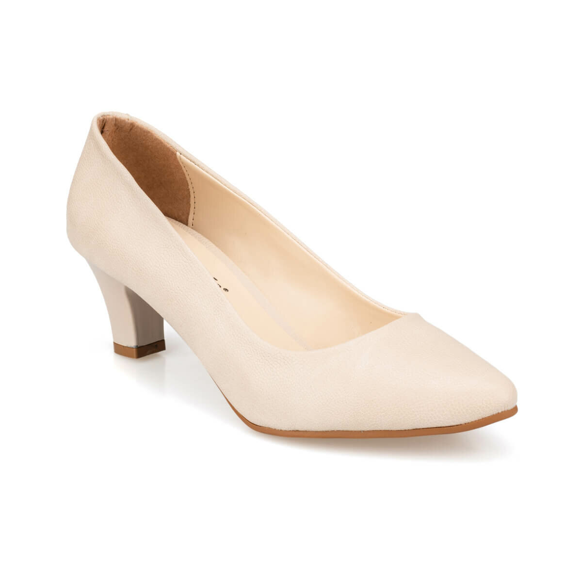 FLO 91.313101DZ Beige Women Gova Shoes Polaris