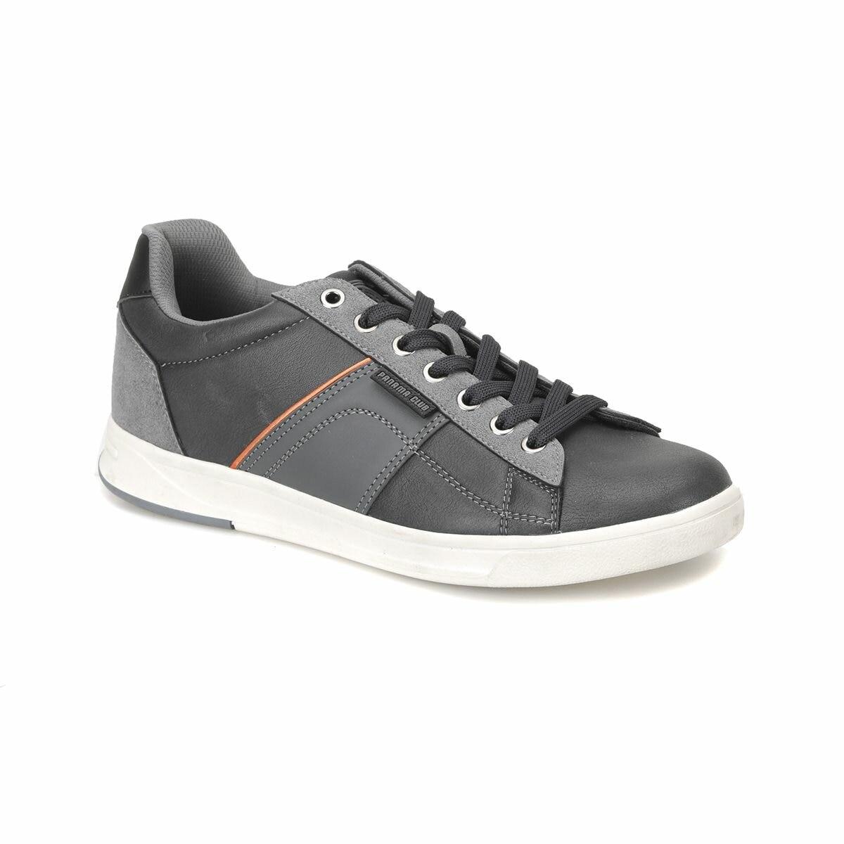 FLO 894 Gray Men Shoes Panama Club
