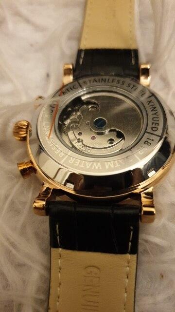 -- Relógio Relógio Kinyued