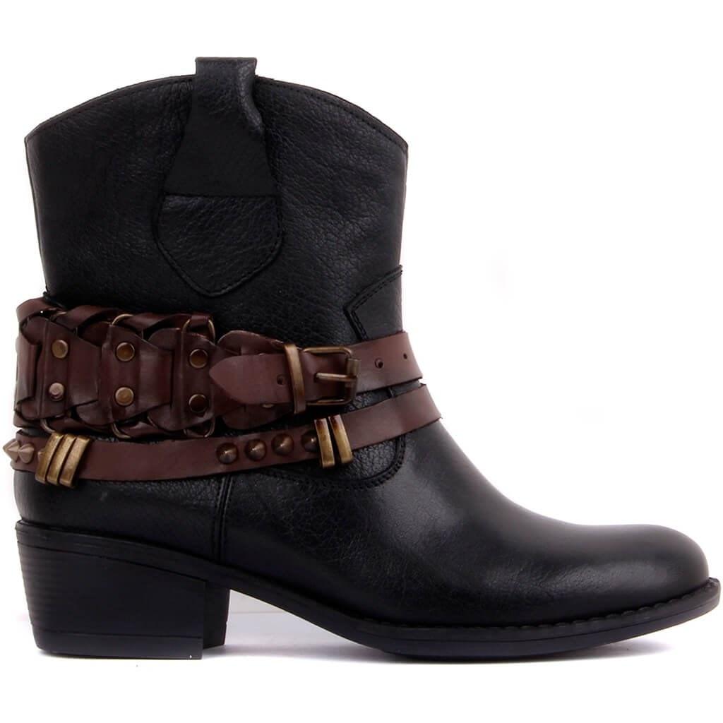 Sail-lakers couro genuíno botas femininas senhoras couro outono inverno botas casuais