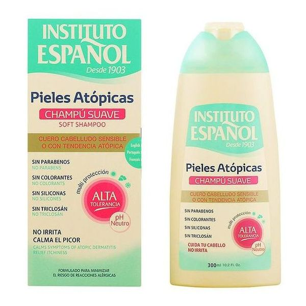 Soft Shampoo Instituto Español