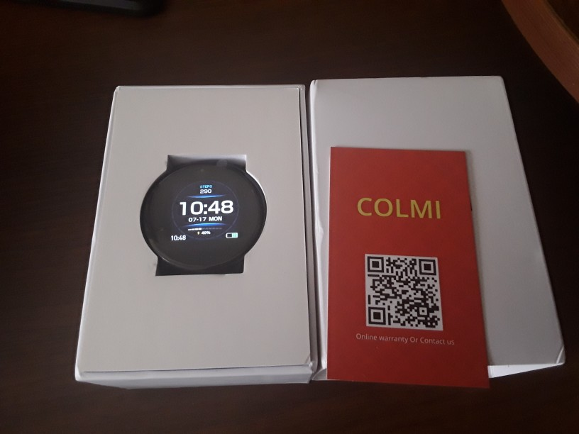 COLMI Smart Watch M31 Full Touch IP67 Waterproof Multiple Sports Mode DIY  Smart Watch Face for Android & IOS-in Smart Watches from Consumer Electronics on AliExpress