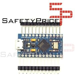 Pro Micro ATmega32u4 5V 16Mhz совместимый Arduino micro USB Leonardo
