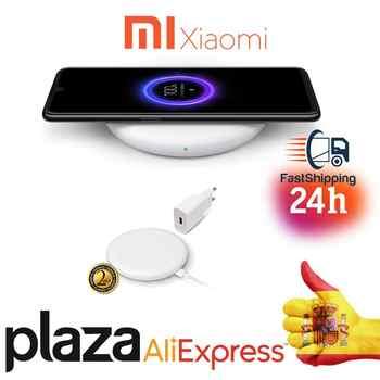 Original Xiaomi 20W cargador inalámbrico cargadores de teléfono móvil rápido para Xiaomi mi X 2S 3S iPhone X 8Plus Samsung S8 Sm