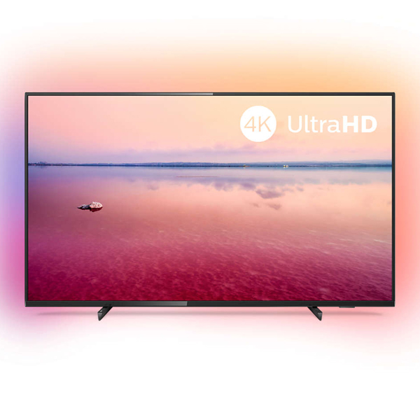 "Smart TV Philips 50PUS6704 50"" 4K Ultra HD LED WiFi Black"