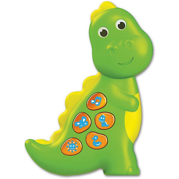 Musical Toy Alphabet Dinosaur